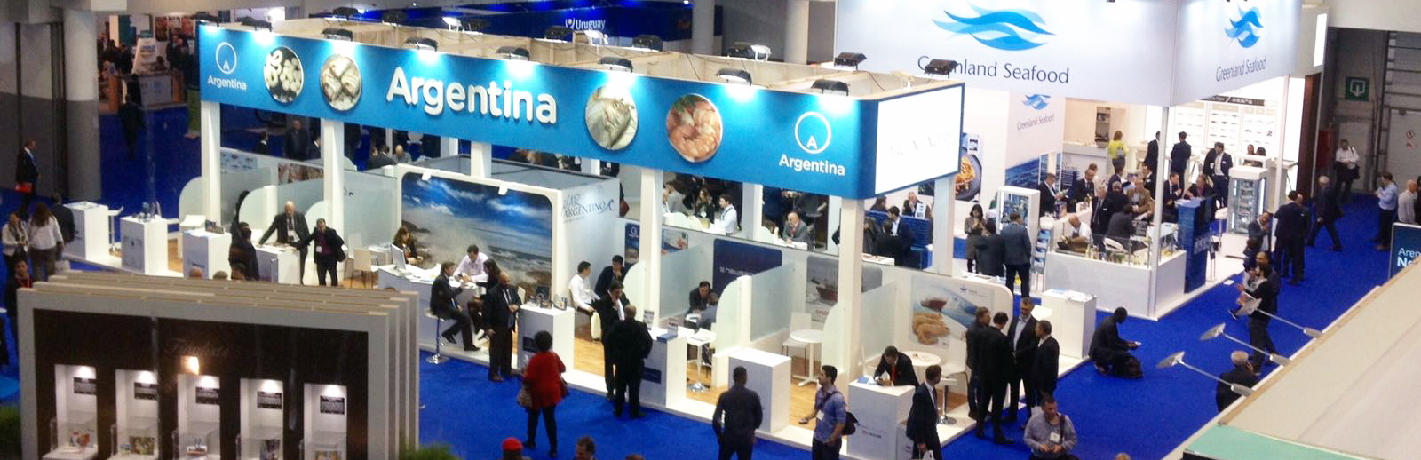 MAR ARGENTINO en la Seafood Expo Global