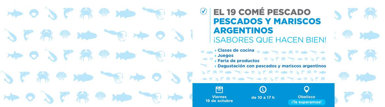 Los 19 de cada mes comemos pescado