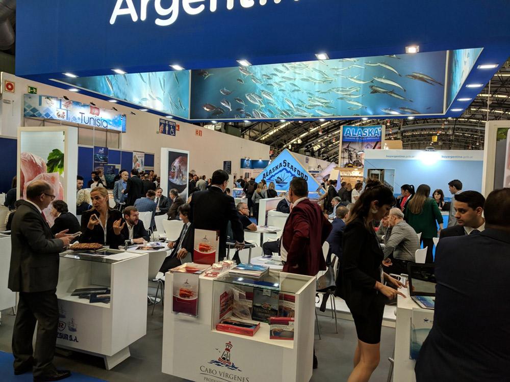 """""""MAR ARGENTINO, salvaje y austral"""" participó de una nueva edición record de CONXEMAR"""