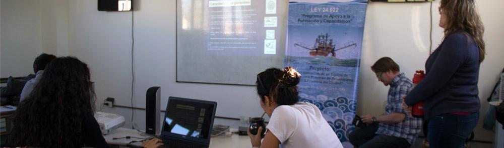 Programa de Apoyo a la Formación y  Capacitación al Personal de la Pesca